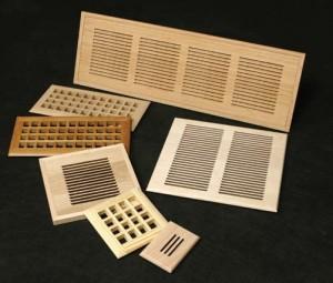 Custom Registers » All American Wood Register